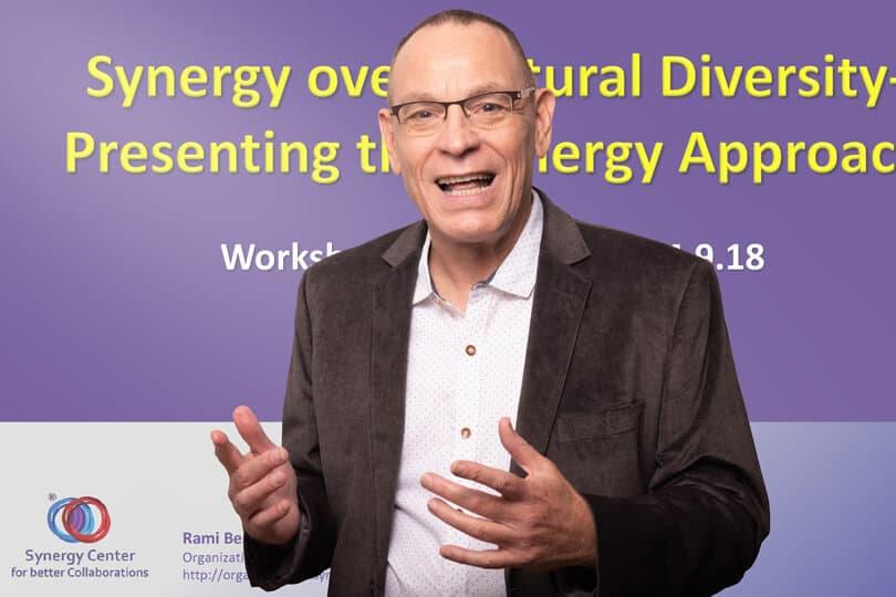 """ד""""ר רמי בן ישי, מנהל מרכז סינרגיה"""